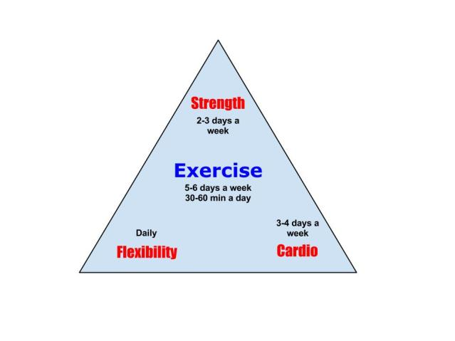 3 Types of Exercise