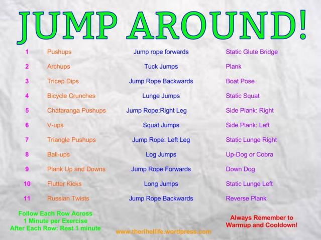 Jump Around (1)