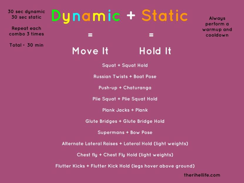 Dynamic Static