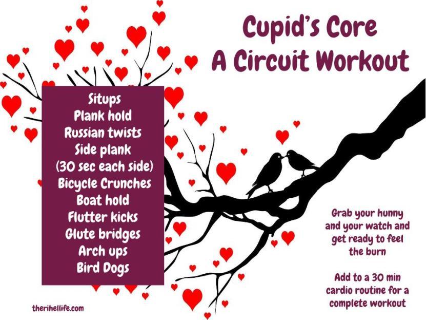 Cupid's Core Circuit