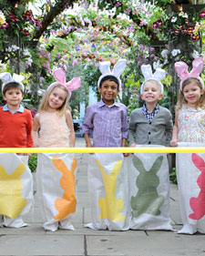 Martha has done it again-  here are some great outdoor easter games!