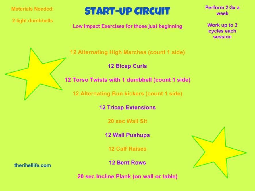 Start-Up Circuit