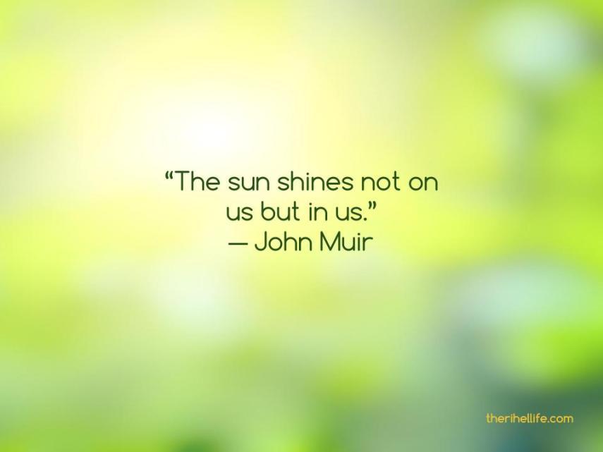 Sun in us