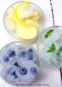 A fun and easy way to spice up all those awesome summer drinks from The Culinary Tribune