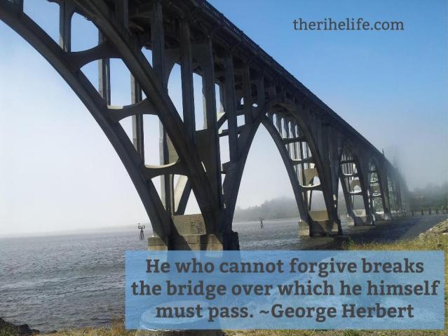 Forgiveness Bridge