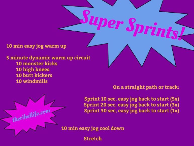 Super Sprints