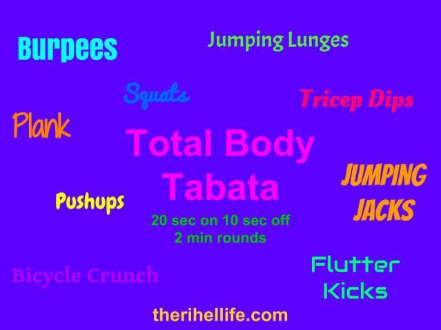 Total Body Tabata
