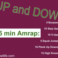 Workout Wednesday: Up and Down